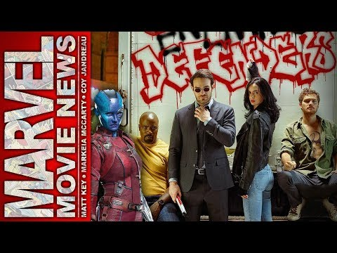 Must See Episodes Before The Defenders, Deadpool 2 on Hiatus  & More | Marvel Movie News Ep 143
