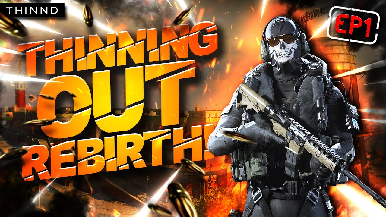 Download THINND: How To Warm Up Aim & Movement on Rebirth! NON STOP ACTION w/ XM4 Loadout!