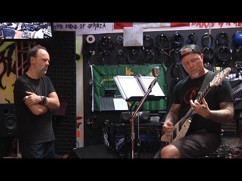 Metallica: Riff Charge - The Making of
