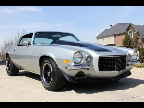 1970 Chevrolet Camaro For Sale Youtube