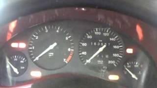 Corsa B - Probleme led moteur et ralenti