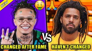 RAPPERS THAT CHANGED AFTER FAME VS RAPPERS THAT DIDN'T CHANGE AFTER FAME