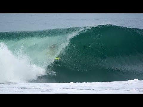 Surfing at Playa Hermosa, Costa Rica June 18 2017 #surfing #costarica