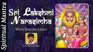 Sri Lakshmi Narasimha Runa Vimochana Stotram by T. S. Ranganathan