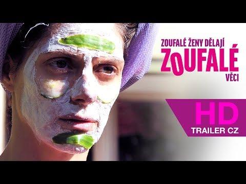 Zoufalé ženy dělají zoufalé věci, oficiální HD trailer