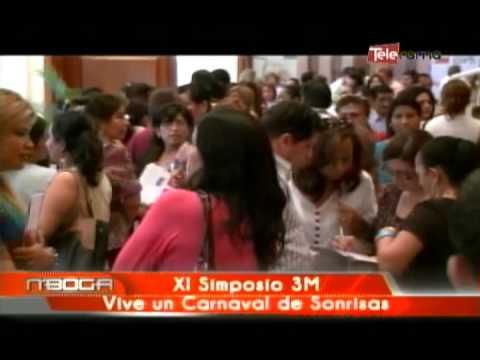 XI Simposio 3M Vive un carnaval de sonrisas