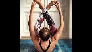 Интервальная йога, занятие 1
