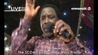 Download Video SCOAN 11/06/17: Mass Prayer, Prophecy, Deliverance & All Nations Prayer with TB Joshua (Part 2/2) MP3 3GP MP4