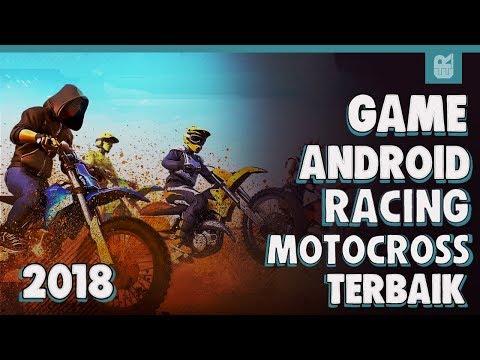 5 Game Android Racing Motocross Offline & Online Terbaik 2018 - 동영상