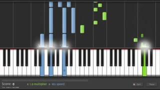 Piano Tutorial - Hunter X Hunter - Natsukashii Fuukei