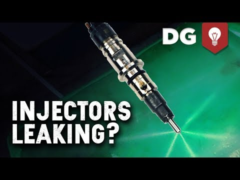 How To Rebuild Diesel Fuel Injectors (Mechanical)