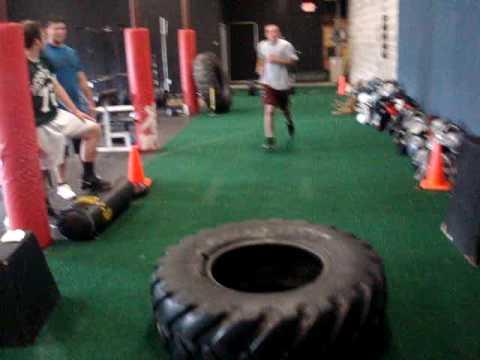 GRIDIRON TRAINING: Hardcore Athletic Performance Training