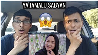 Video YA JAMALU SABYAN (feat Annisa & El - Alice) | REACTION download MP3, 3GP, MP4, WEBM, AVI, FLV November 2018