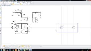 Компас 3D   Как сделать чертеж 2
