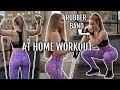 Follow Along Full Body Workout Circuit (AT HOME!)
