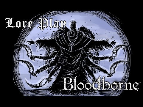 Bloodborne Lore Play | 32 - El Cerebro de Mensis