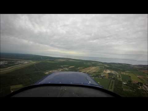 Grumman Calverton Facility - Aerial Tour