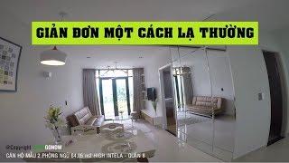 Căn hộ mẫu 2 phòng ngủ 64,5m2 High Intela, Võ Văn Kiệt, Quận 8 - Land Go Now ✔