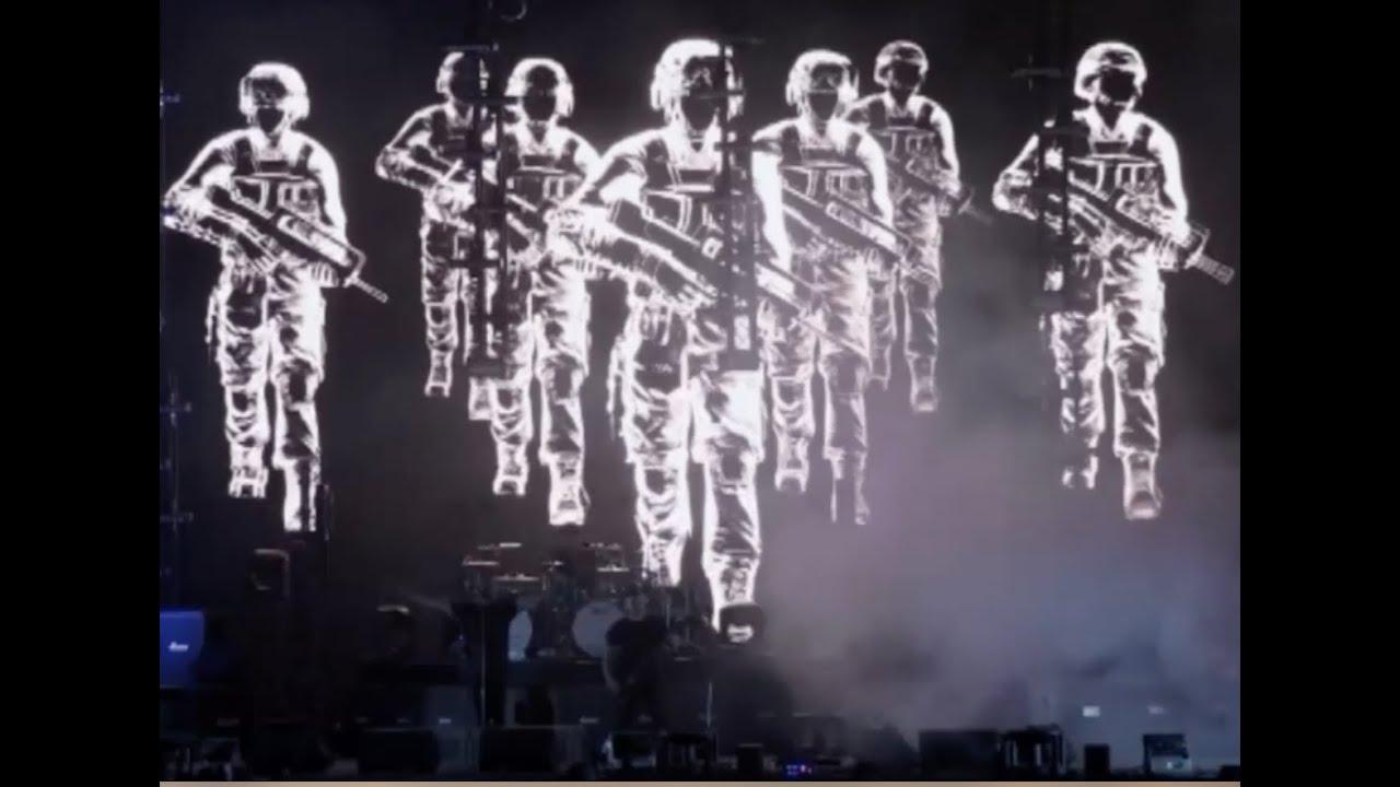Mass Hysteria - L'Enfer Des Dieux (Official Live Video)
