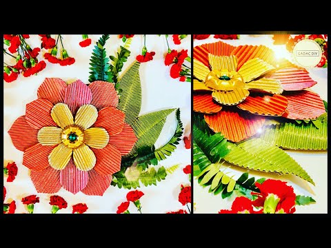 Wow! Unique Best of Waste Wall Decoration Ideas| gadac diy| wall hanging craft idea| diy wall decor