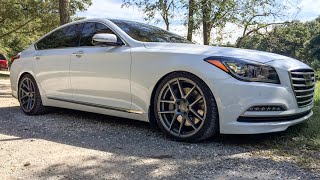 Low & Luxurious | 2015 Hyundai Genesis 5.0 Sedan Review
