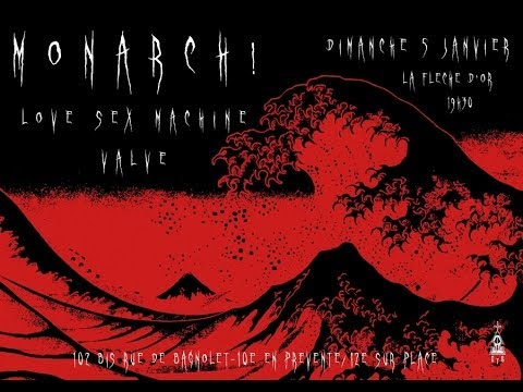 MONARCH - LA FLECHE D'OR / PARIS - 05.01.2014 // FULL SET - LIVE