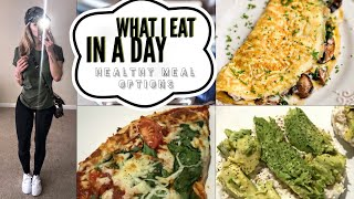 What i eat in a day to lose weight   healthy low carb meal ideas   Taylor Bee