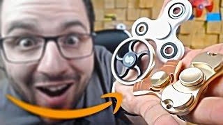 4 Hand Spinner d'Amazon!