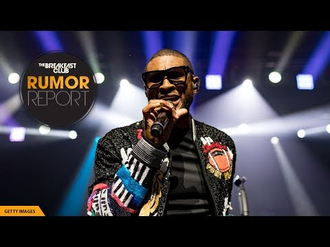 Usher Addresses 'Sickness' In New Song Snippet Of 'Confessions III'