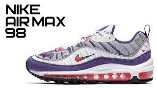 Обзор кроссовок Nike Air Max 98