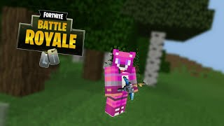 Fortnite Texture Pack For MCPE! ALL THE FORTNITE ITEMS!