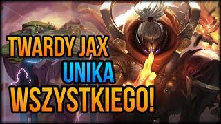 Twardy jak Jax | Teamfight Tactics