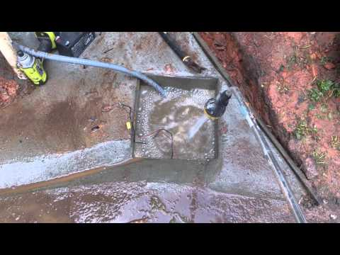Look what a boat bilge pump can do part2