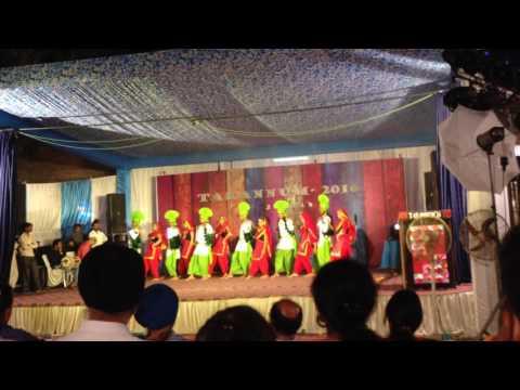 Bhangra gzs 2k16 (1 year)