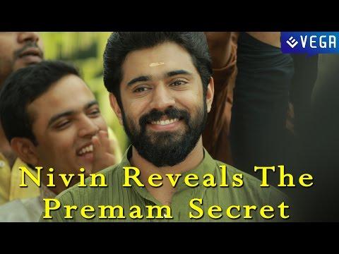 Nivin Reveals The Premam Secret    Latest Malayalam Film News and Gossips