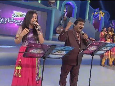 Swarabhishekam - Mano & Malavika Performance - Neeku Kavalasindi Song - 29th June 2014
