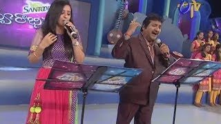 Swarabhishekam - Mano & Malavika Performance - Neeku Kavalasindi Song - 29th