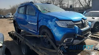 RENAULT SANDERO 2019 года - на Авто аукционе Автолот