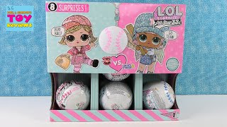 LOL Surprise All Star BBs Heart Breakers vs Lucky Stars Doll Unboxing   PSToyReviews