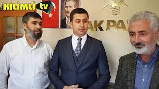 Kamil Altun Kilimli Belediye Balkan adaylığı Başvurusunu Yaptı.