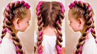 Jumbo Braid Ponytail! Braided ponytail! Beginner Friendly! | Natural hair