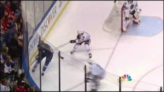 Download lagu Brent Seabrook charging major on David Backes Chicago Blackhawks vs St. Louis Blues 4/19/14 NHL