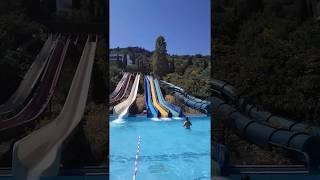видео Комплекс Миндальная роща отель «Аквапарк» Алушта: лучший отдых