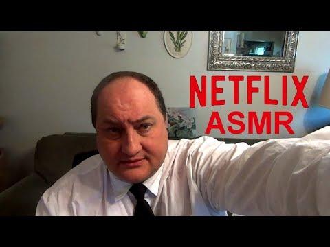 ASMR NETFLIX BROWSING