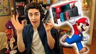 SWITCH AFTER PARTY! *Come say hi & let's talk about yesterday!!* (Super Mario Run)