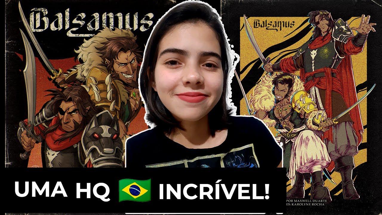 Primeiras Impressões: BALSAMUS - Karolyne Rocha