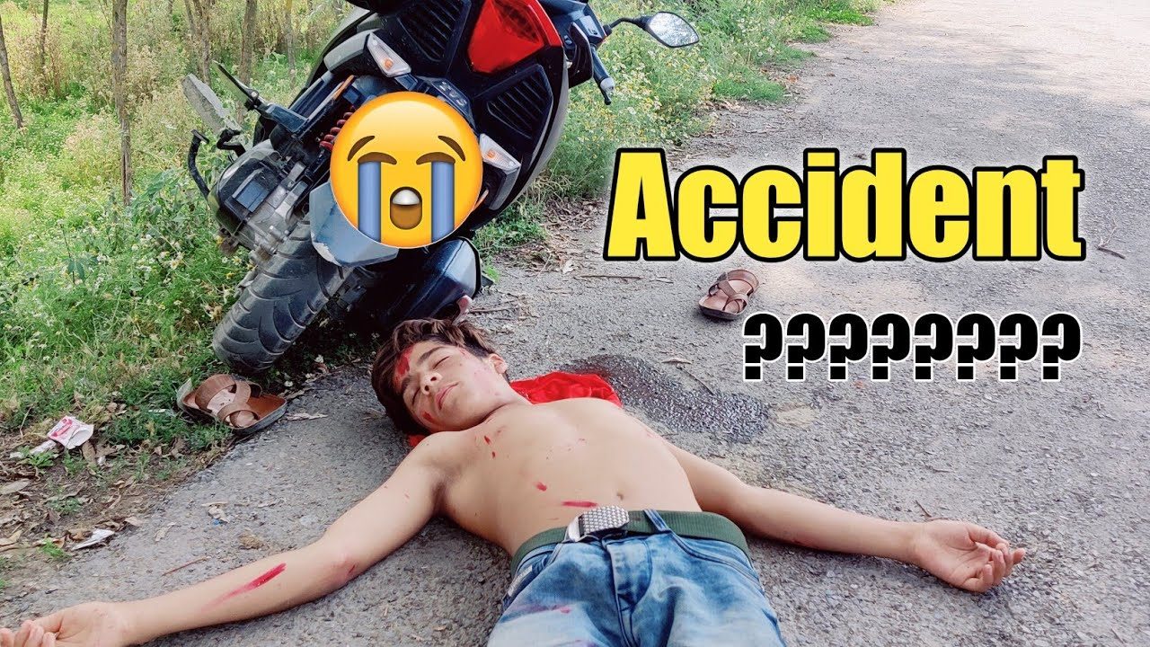 Accident in Kashmir 😭 || Wear Helmet 🪖 Save Life || By Ultimate Rounders