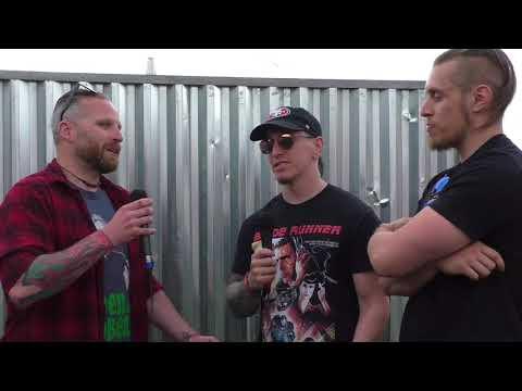 Fallujah Interview Bloodstock Festival 2017