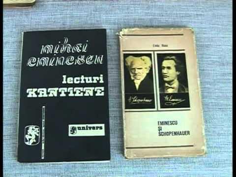 """EMINESCU. Include: voce Dumitru Panaitescu Perpessicius şi imagini de la evenimentul, din 15 ianuarie 2008, organizat de Secţia Memoriale a Muzeului Brăilei """"Carol I"""