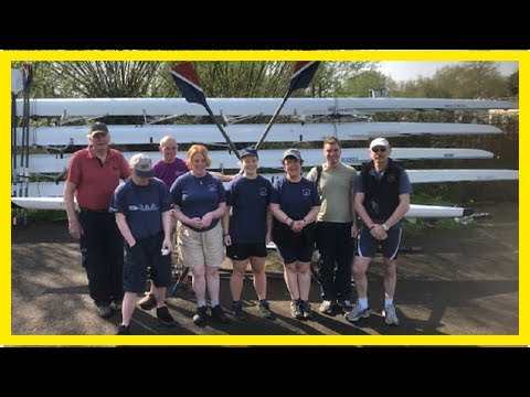 Breaking News   Para-rowing squad celebrate funding boost from law firm